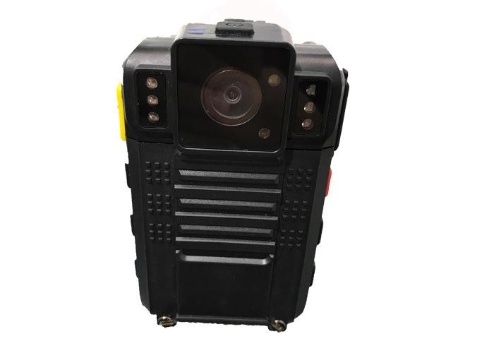 Wif 4G Police Wearable Camera IR Night Vision IP65 3G Bluetooth GPS Full HD1080p Police Camera