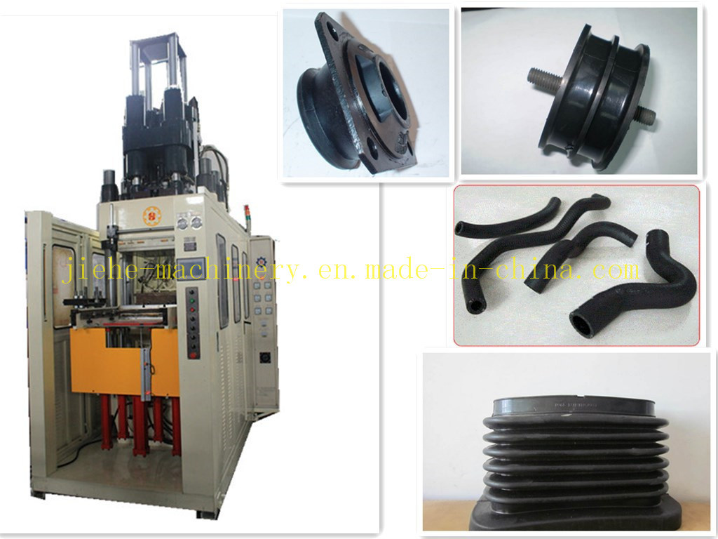 Rubber Silicone Injection Molding Machine for Rubber Bellows Made in China