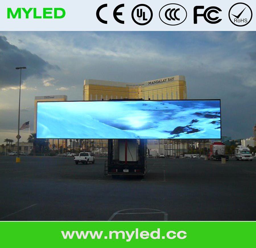 led screen advertising business plan