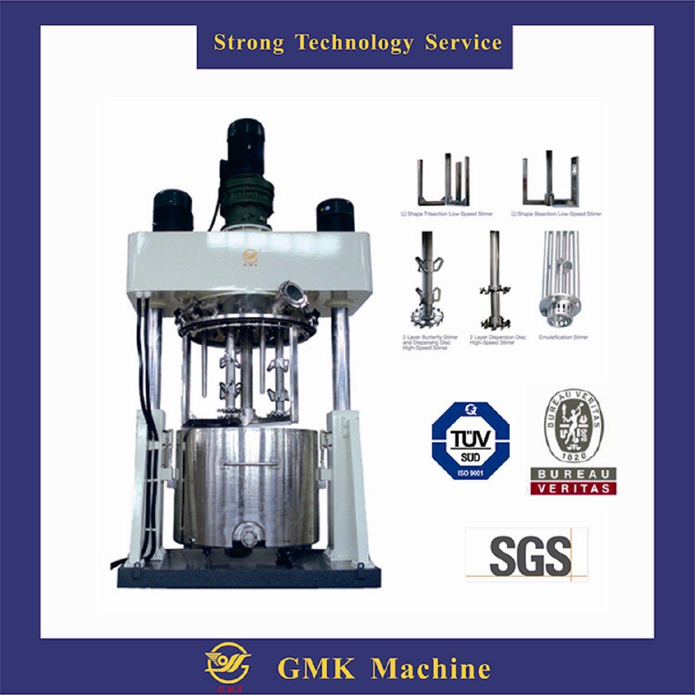 Gum, Adhesive 600L PU Sealant Mixing Machine Dispersing Power Mixer