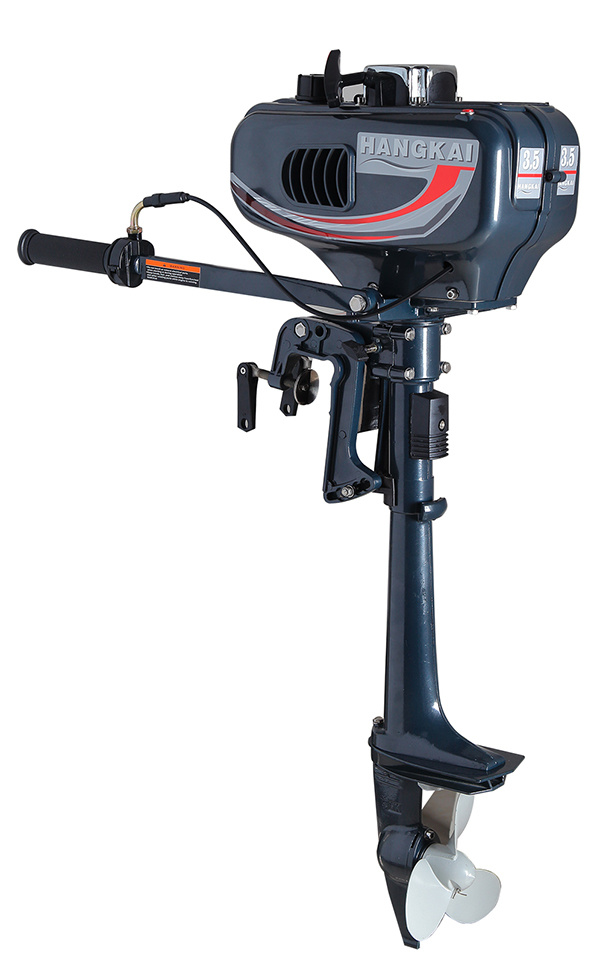 China Small 2 Stroke 3.5HP Boat Outboard Motor with Ce