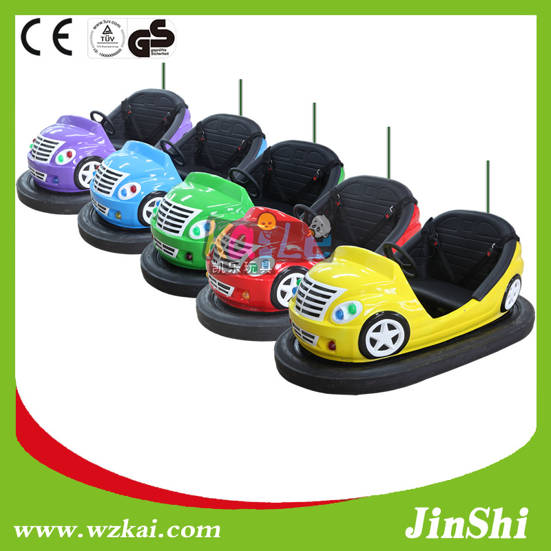 2017 Latest Skynet Electric Bumper Cars New Kids Amusement Park Equipment Children Fun Ceiling Net Dodgem Car (PPC-101L)