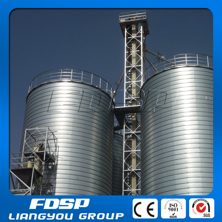Low Silo Cost Cement Silo Grain Storage Silo for Sale