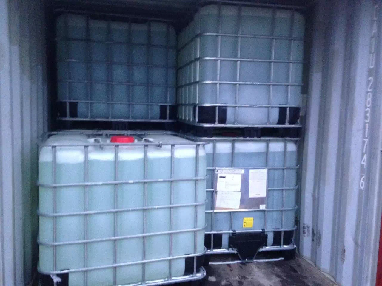 Industrial Synthesis Hydrochloric Acid 31%-33% Industry Grade