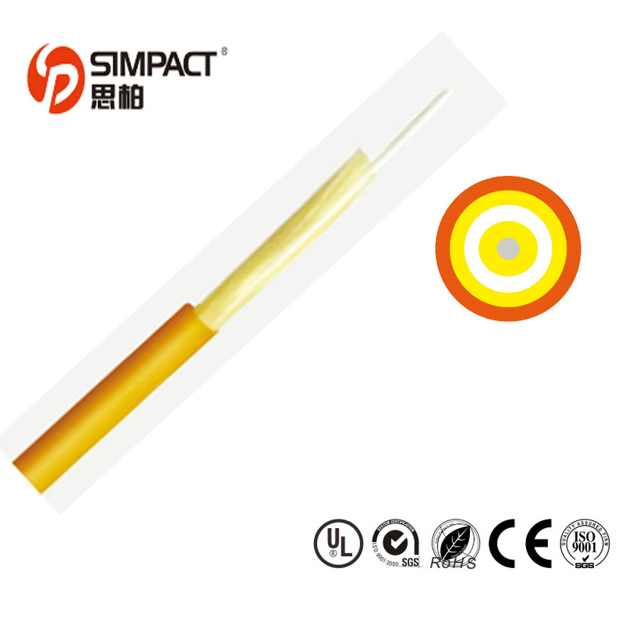 Gjfjv Single Fiber Indoor Soft Optical Cable