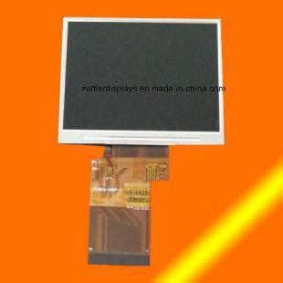 "3.5""TFT, Qvga, 320X240 Resolution, RGB Interface: ATM0350d18"