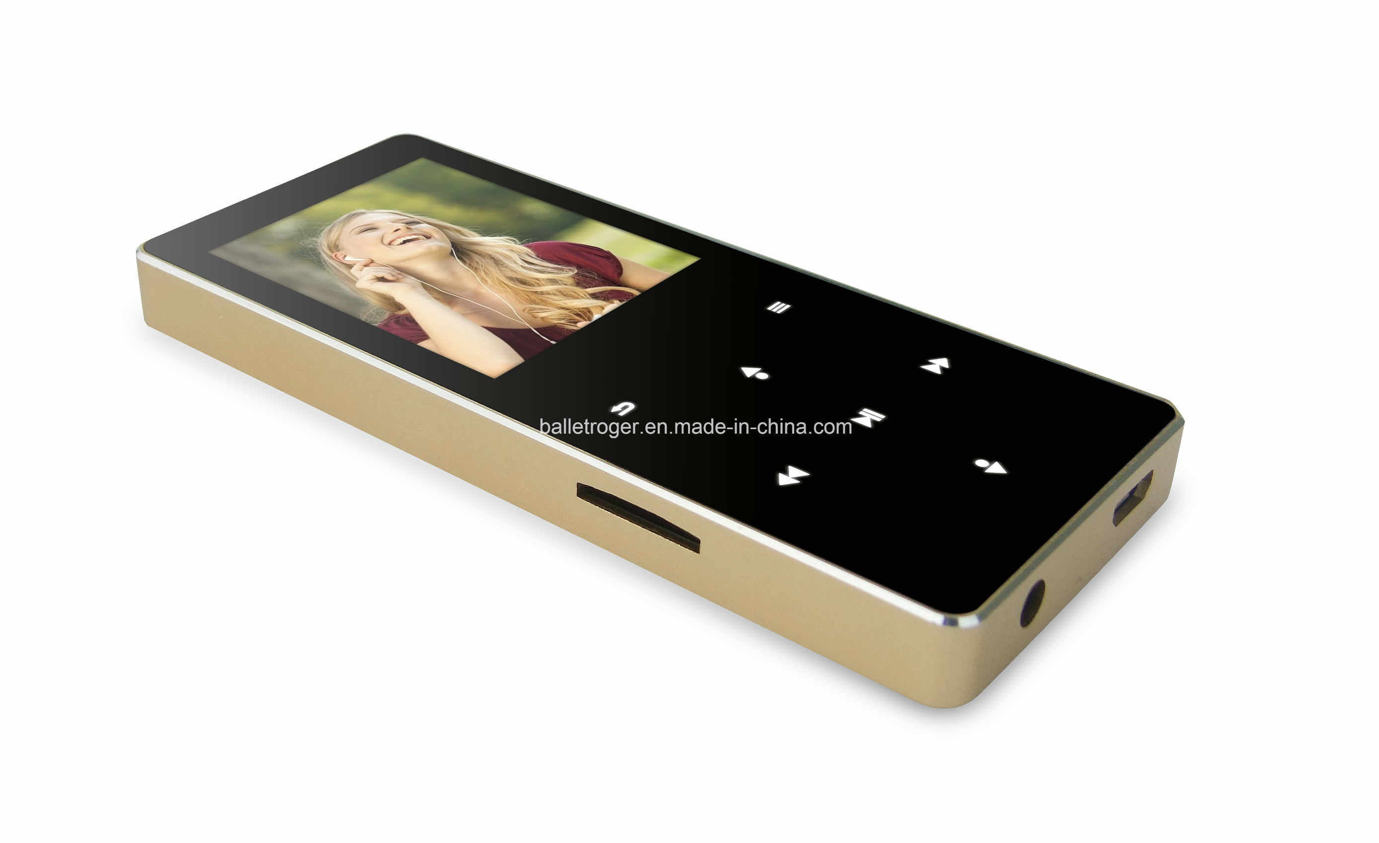 Bluetooth MP4 Player