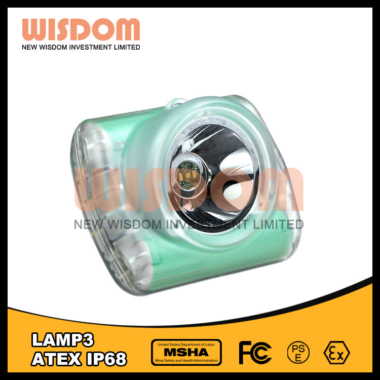 Wisdom Design Super Brightness Miners Cap Lamp, Headlamp