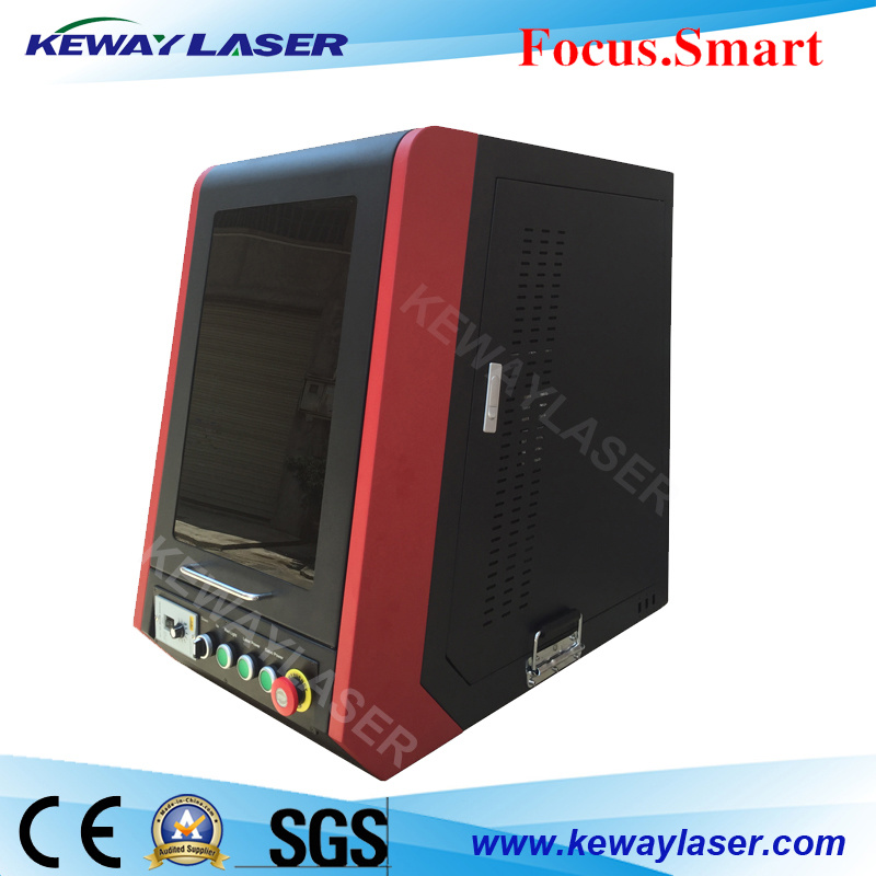 30W Laser/Metal/Fiber/ Steel Marking Machine