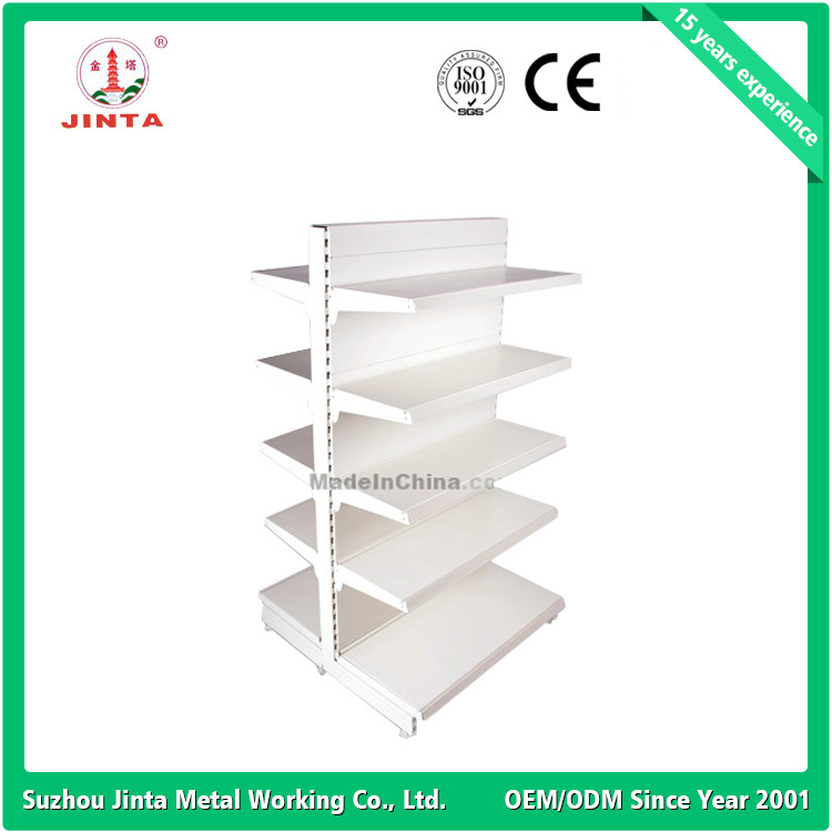 CE Proved Supermarket Gondola Store Shelves (JT-A12)