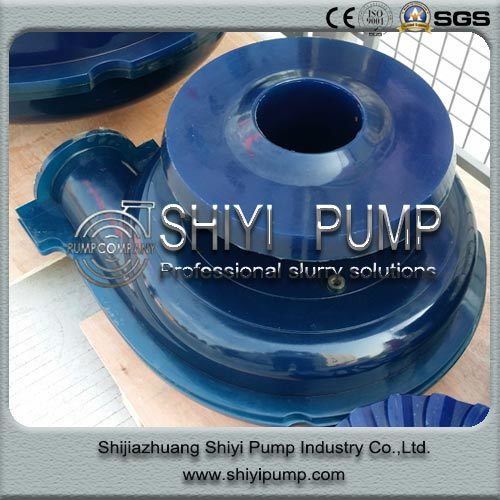 Polyurethane Centrifugal Slurry Pump Part Supplier