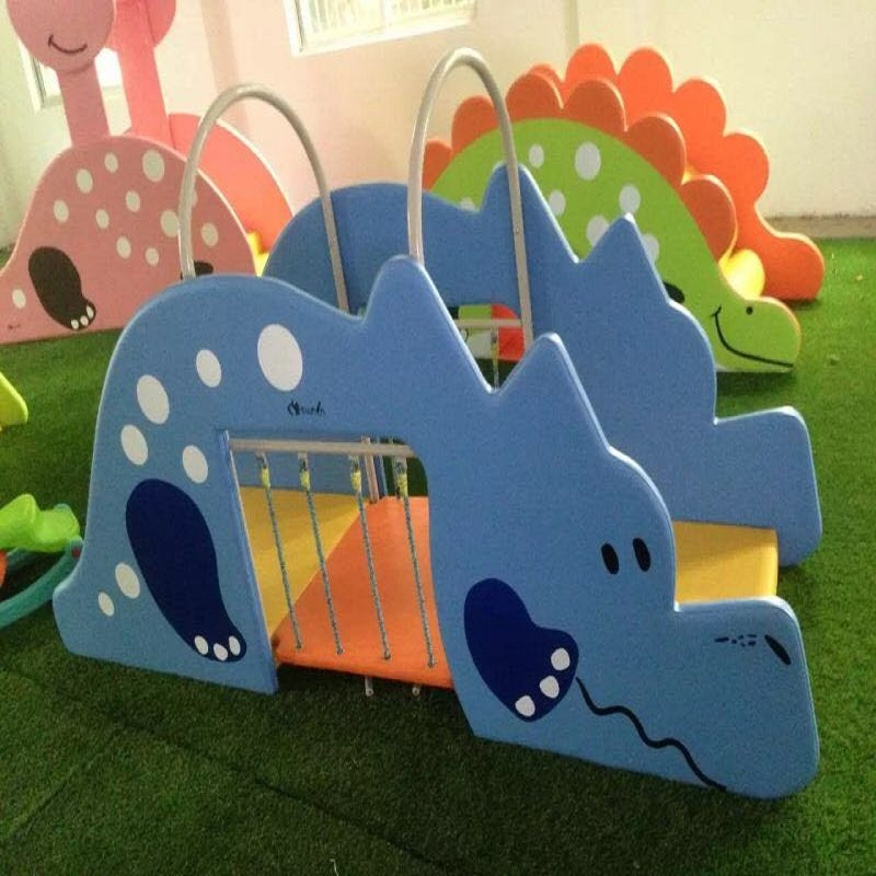 Triceratops Child Soft Fitness Equipment