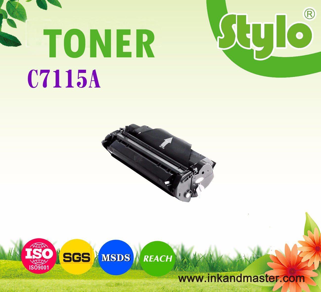 C7115A Laser Printer Toner Cartridge for Use in HP Laserjet 1000/1220/3330/3300 Printer