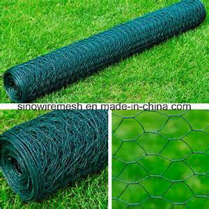 Sailin PVC Coated Chicken Wire Netting
