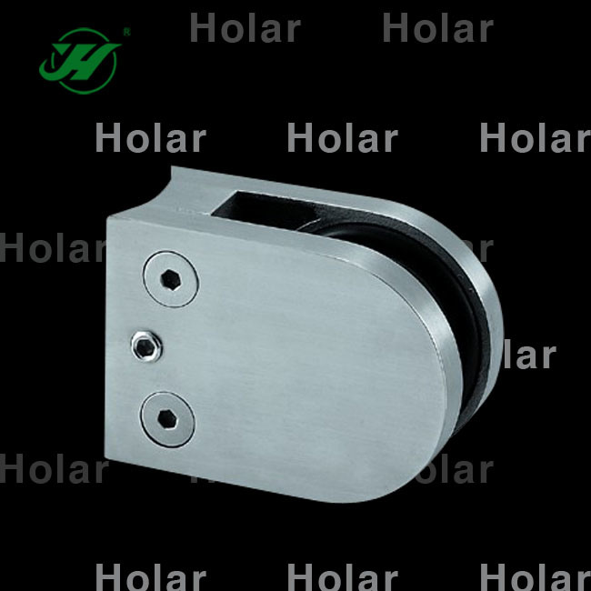 Stainless Steel Glass Clamp for Glass Railings