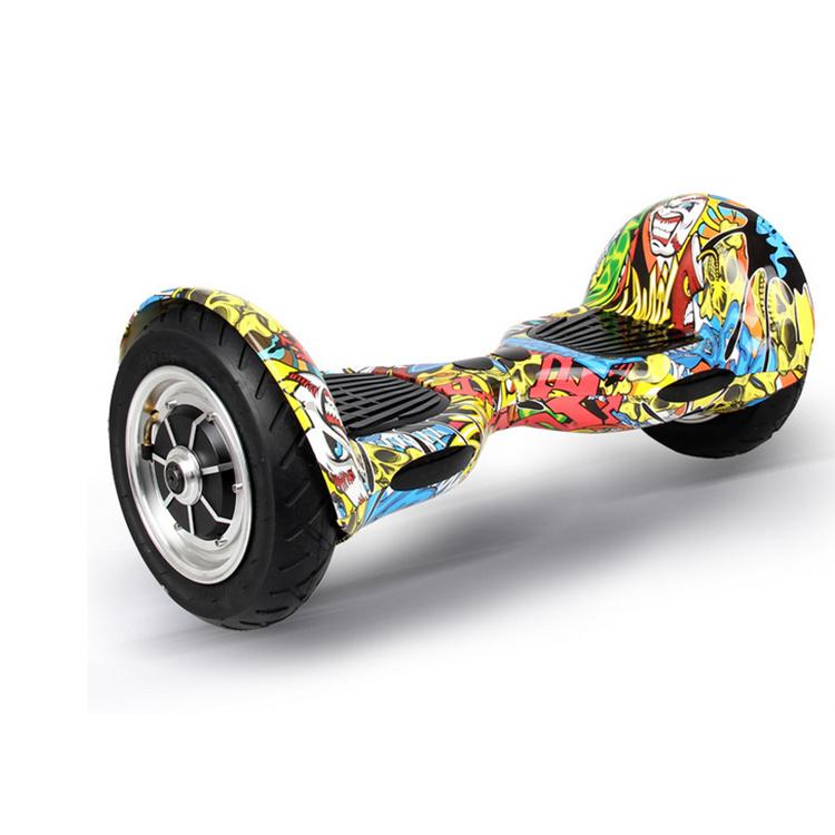 10inch Ce RoHS Bluetooth Music Electric Skateboard