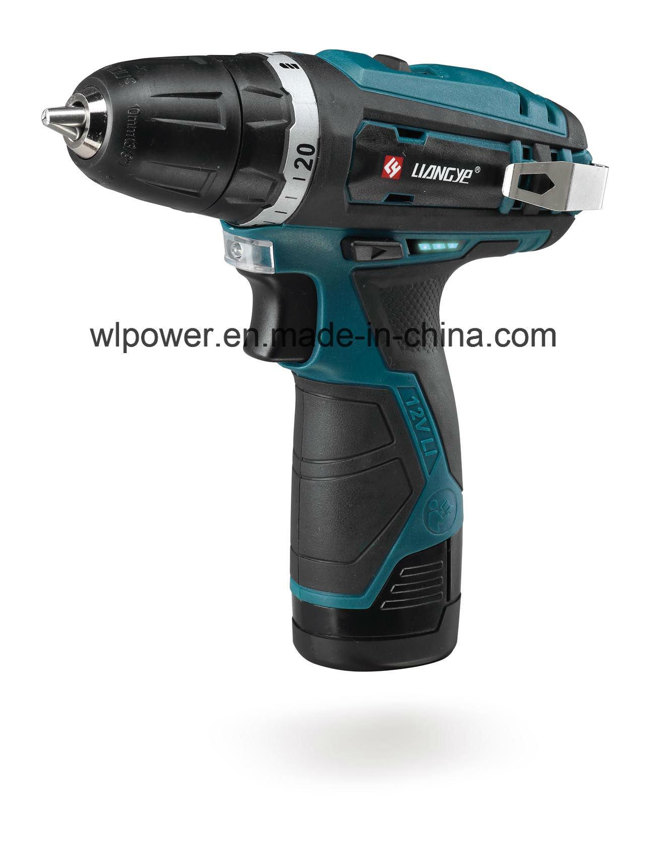 10.8V Cordless Drill DC Power Tool