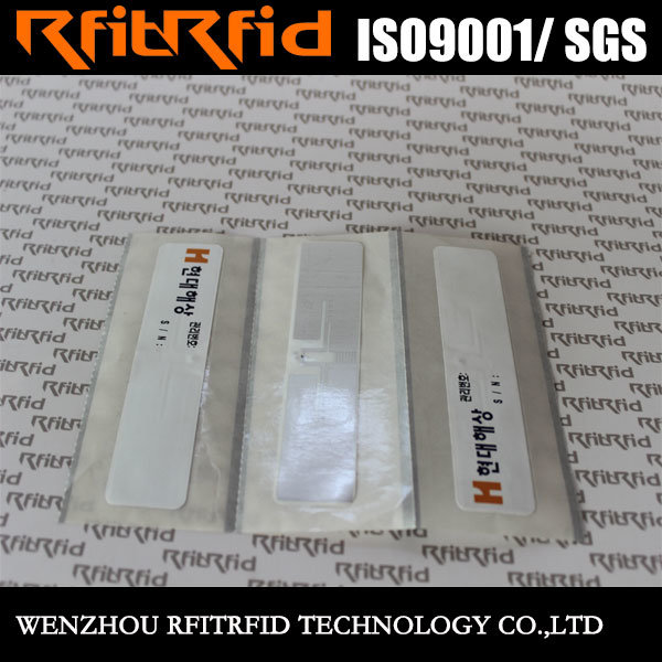 Custom Design Long Range Alien H3/H4 Adhesive RFID Sticker Tag for Asset Management