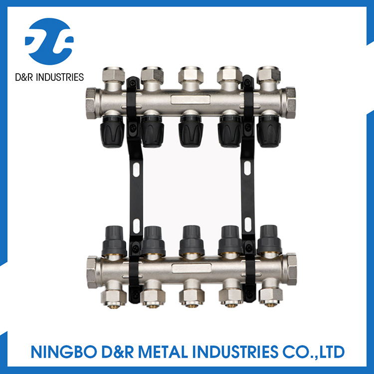 Dr 9006 Brass Water Heating Manifold System