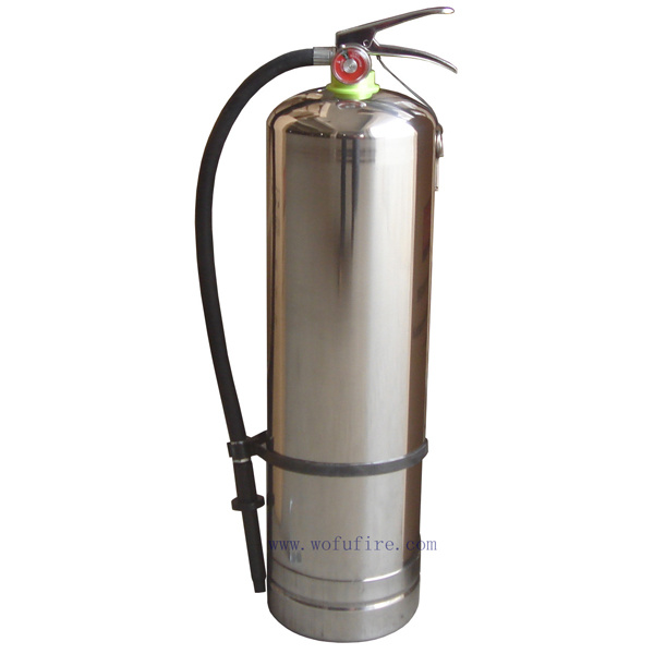 9LTR Stainless Steel Water Fire Extinguisher