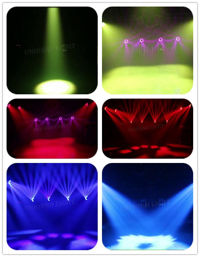 19*15W Bee Eye LED PAR Zoom Stage Light for Concert