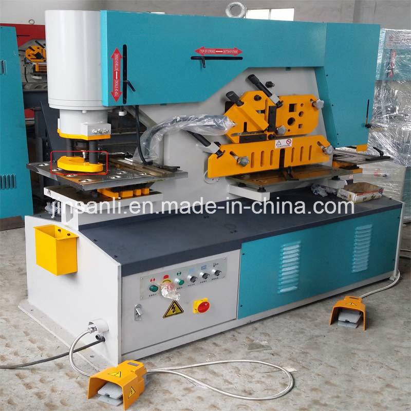 Diw Series Punching Shearing Bending Cutting Machine Sheet Metal Processing