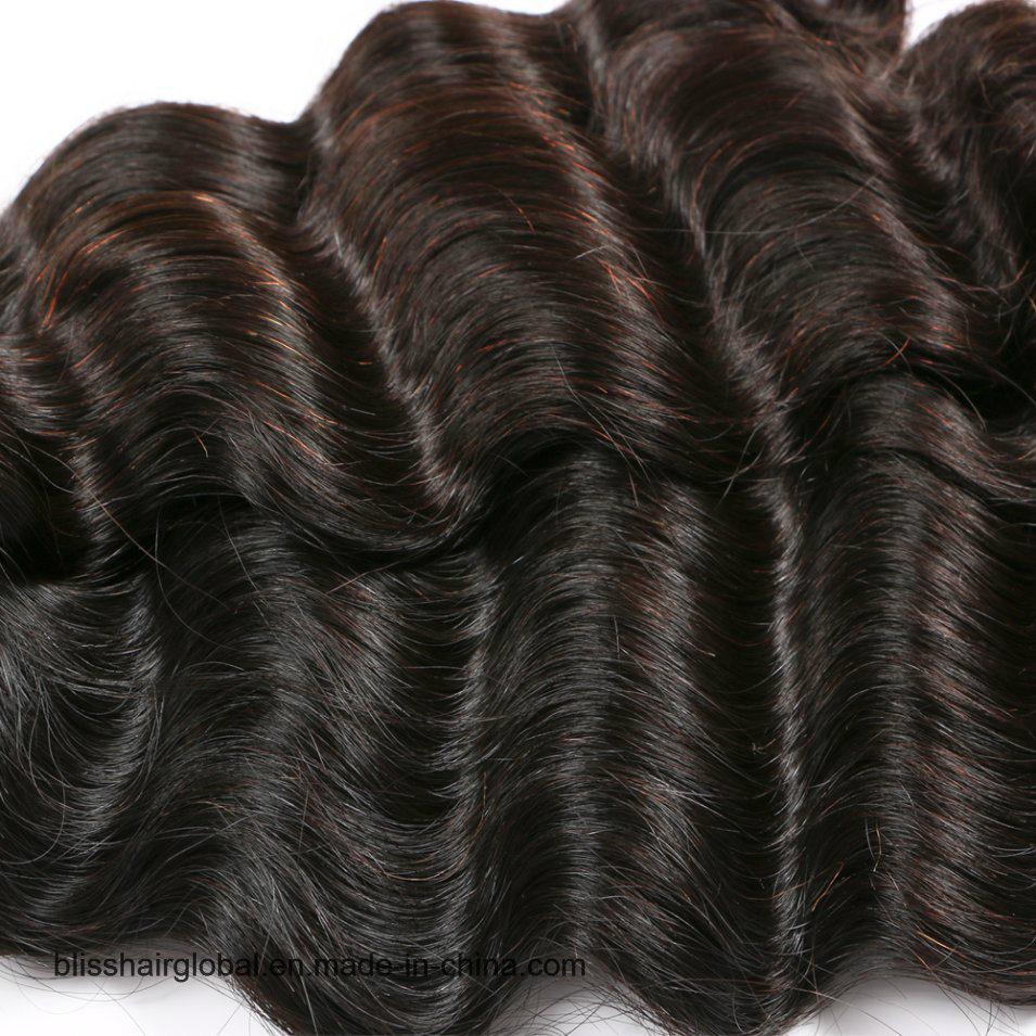 "Bliss Peruvian Hair Loose Wave 14""-24"" 8A Top Quality One Donor Virgin Peruvian Human Hair"