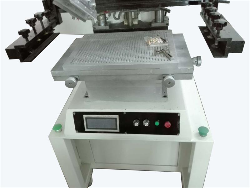 Semi-Auto Screen Printer Machine for PCB