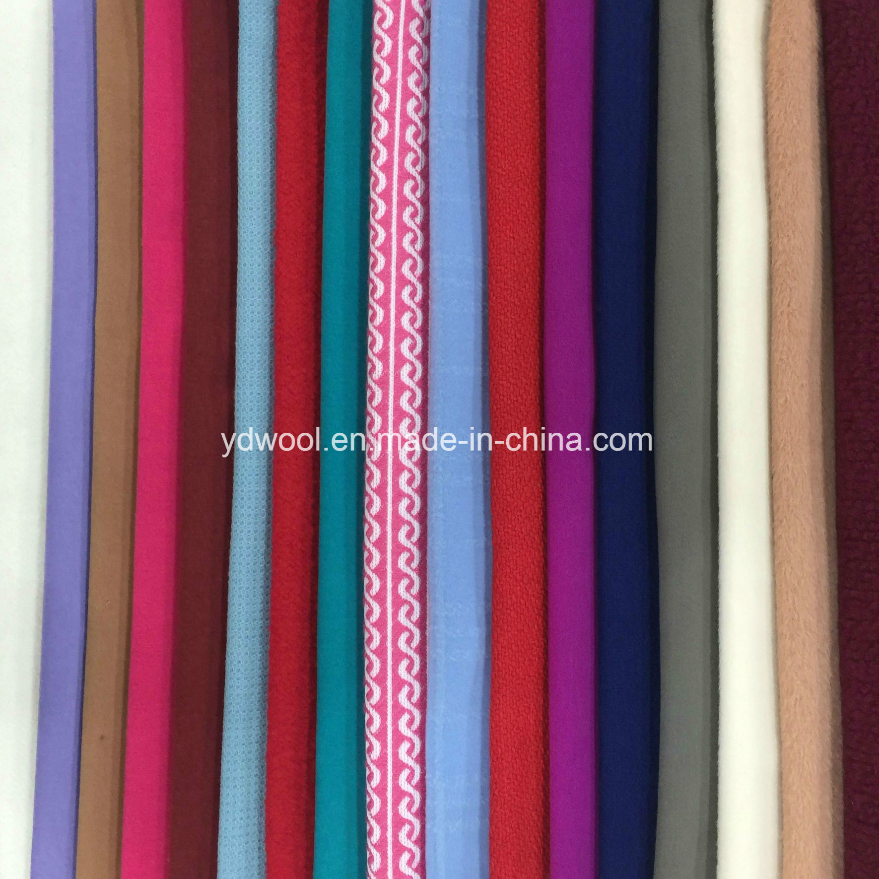 Wool/ Knitting /Semi-Worsted Ready Greige Fabric