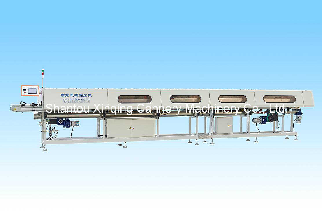 Food Cans Production Line of High Speed