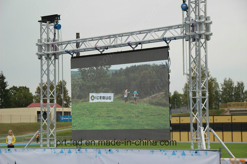 Rental Full Color Advertising LED Display of Indoor/ Outdoor P3.91, P4.81, P5.95. P6.25 Panel
