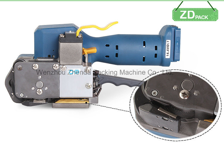 Electric Plastic Strapping Machine (P323)