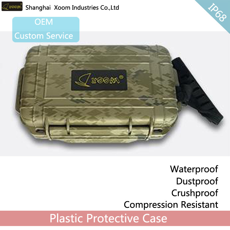 Military and Hunting Camouflage Box Protective Box Waterptight Case