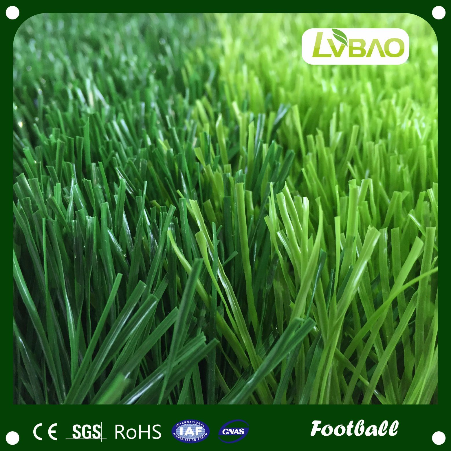 Professional High Quality Artificial Turf for Mini Football Court