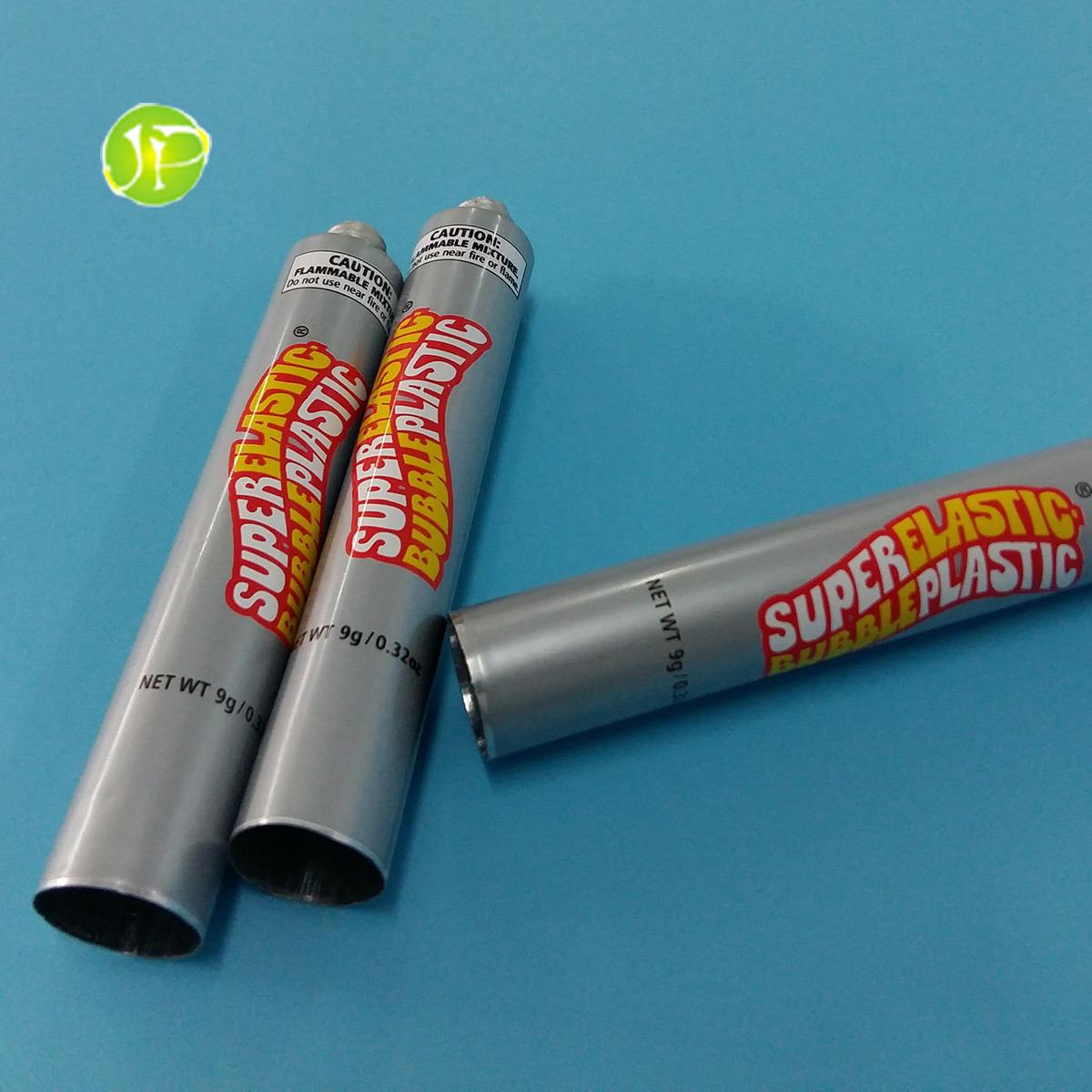 Aluminum Tubes Collapsible Tubes Ab Rubber Tubes Glue Tubes