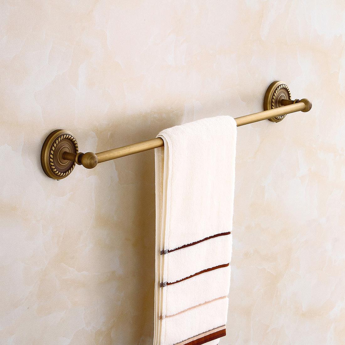 Flg Antique Bathroom Single Towel Bar Sanitary Ware
