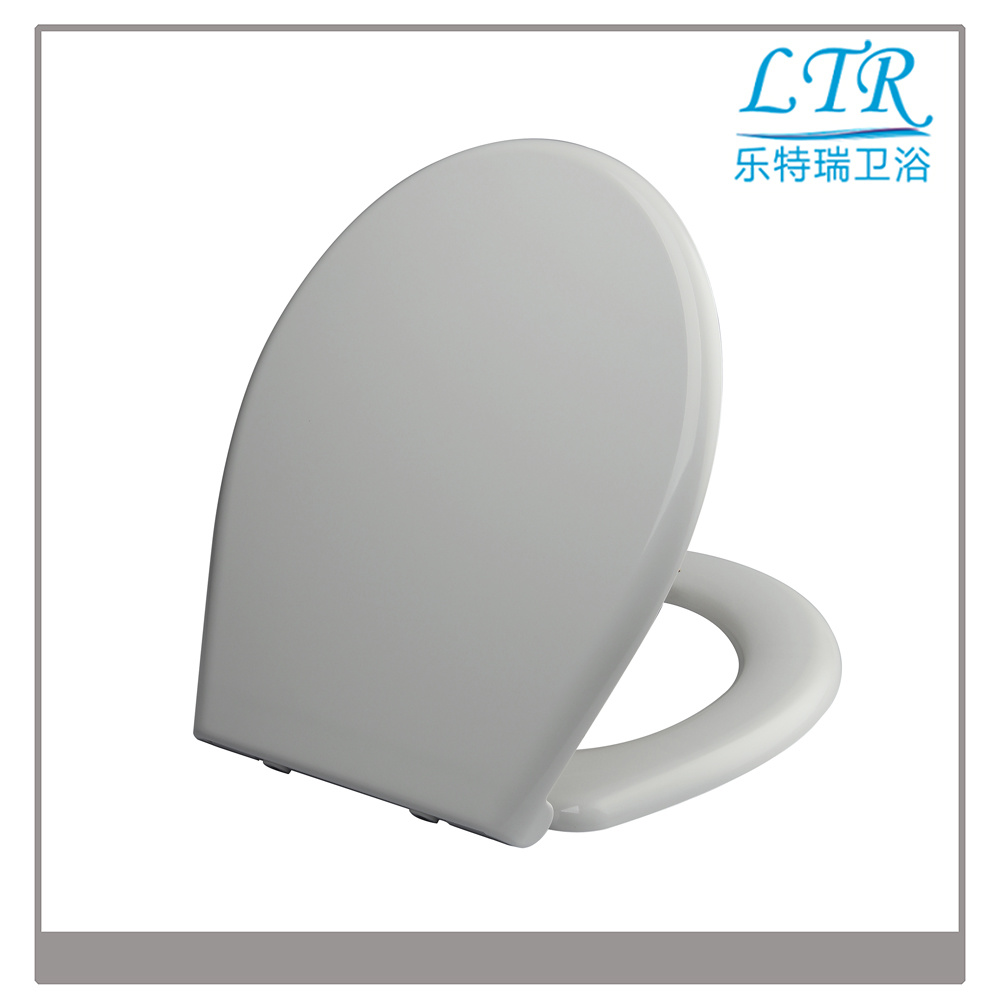 Bathroom Soft Close Easy Installation Duroplast Toilet Seat