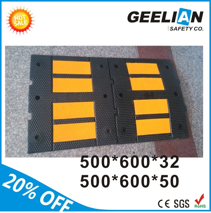 Rubber Speed Hump, Driveway Speed Humps