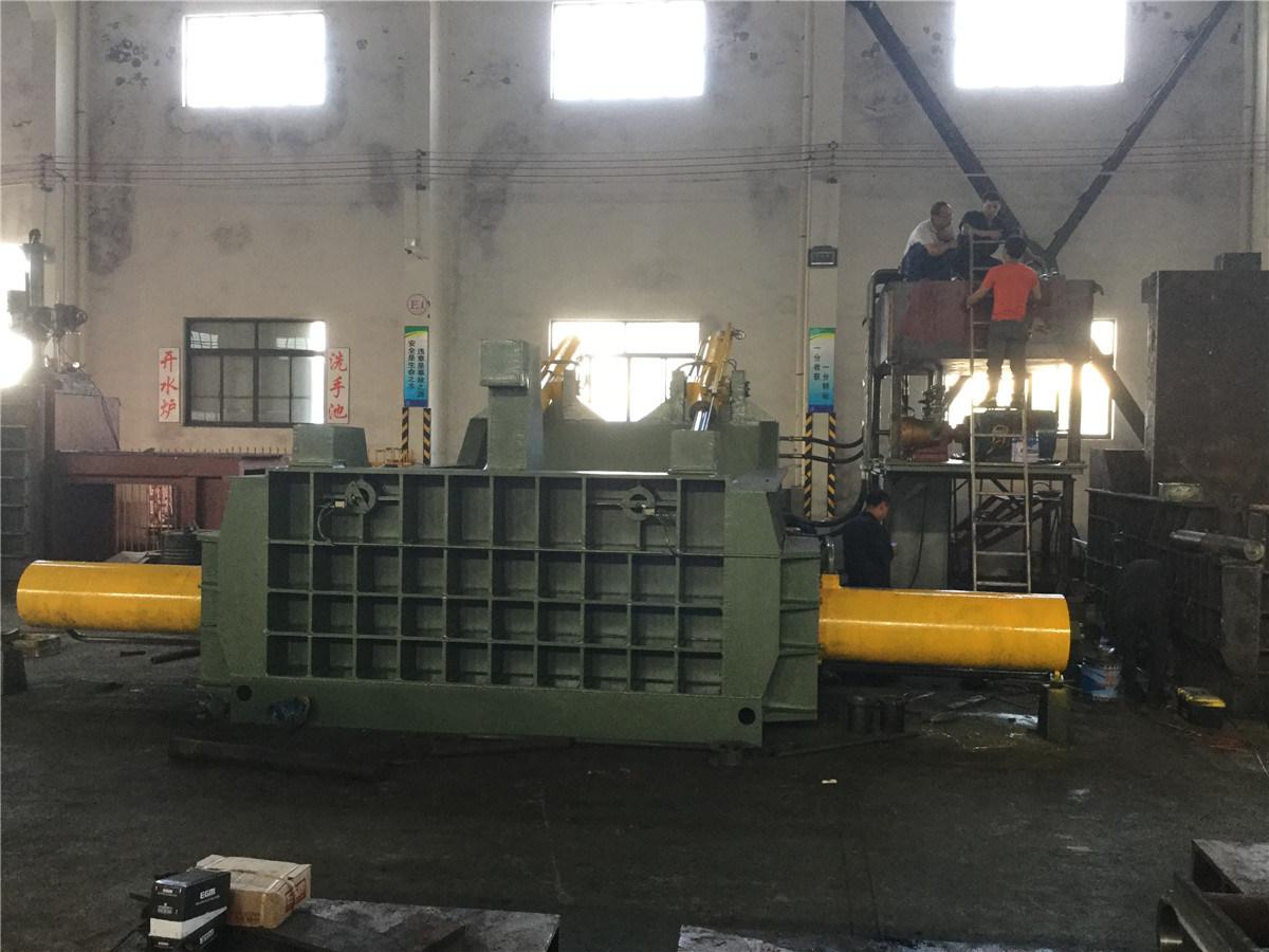 Y81 Series Hydraulic Metal Baler