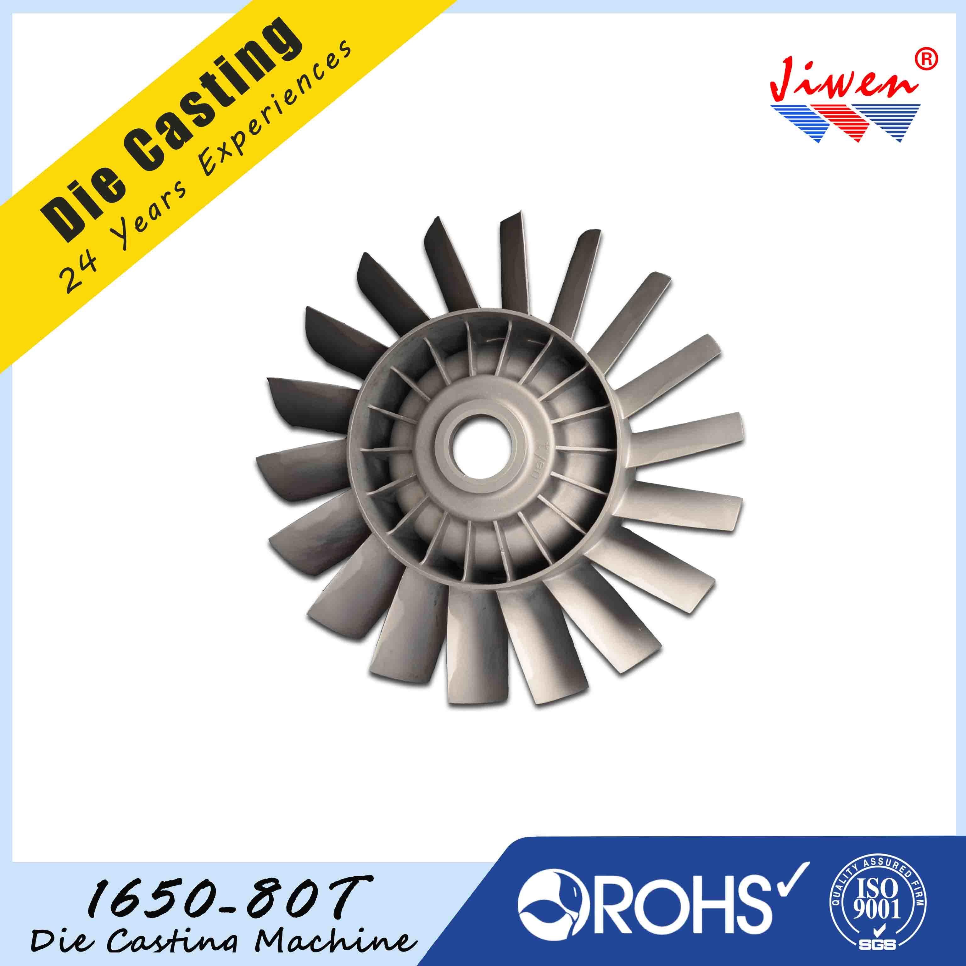 Compressor Wheel Used for Turbocharger Engine