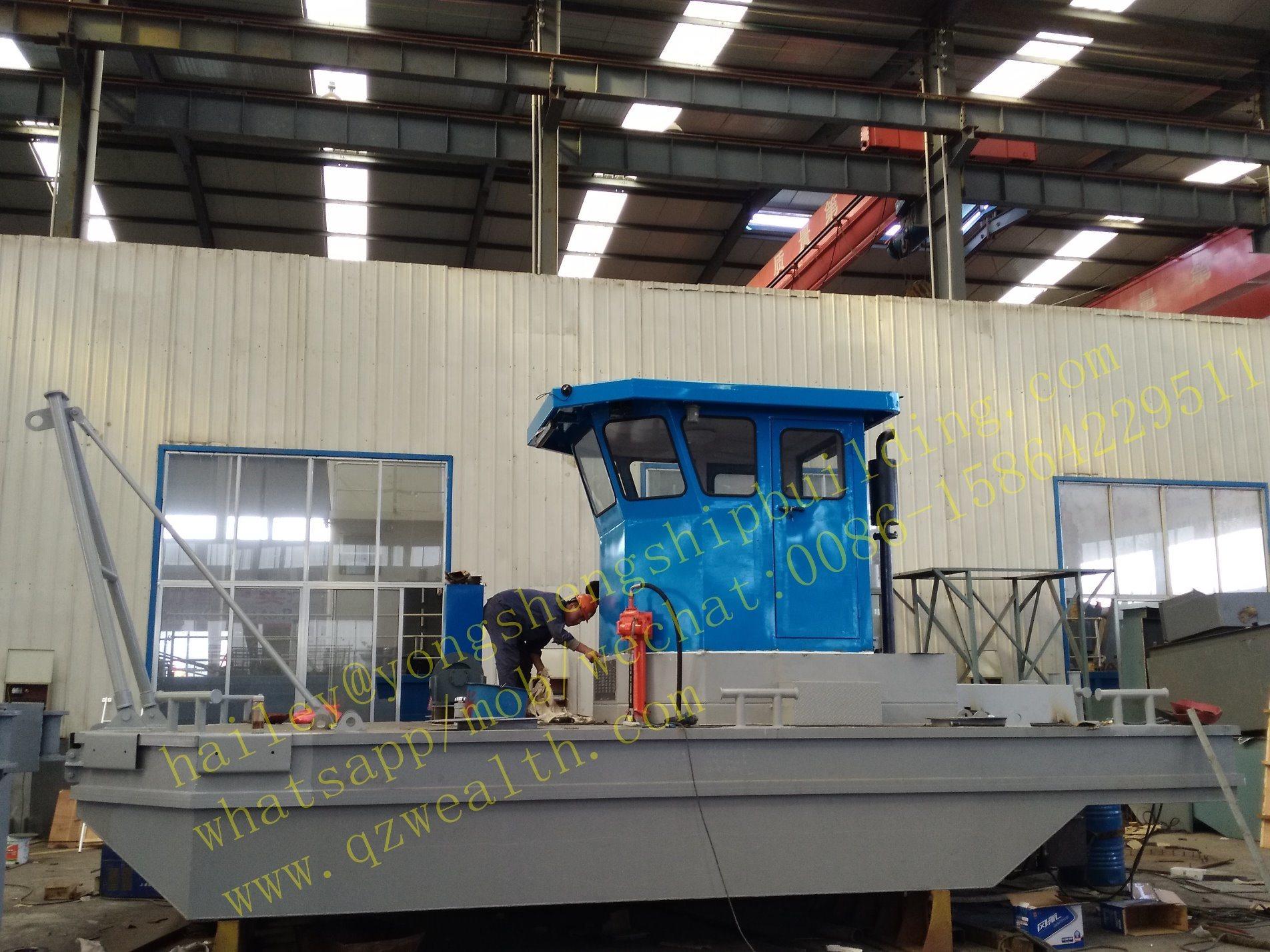 Dismountable Tug Boat