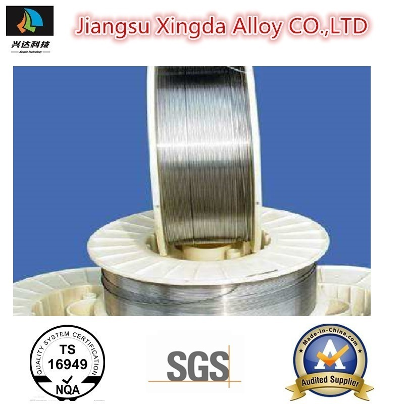 Hastelloy C-276 Super Nickel Alloy Welding Wire with High Quality
