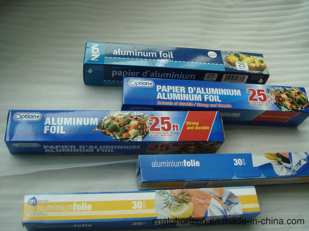 1235 Alloy 9 Micron High Quality Aluminum Foi for Packaging