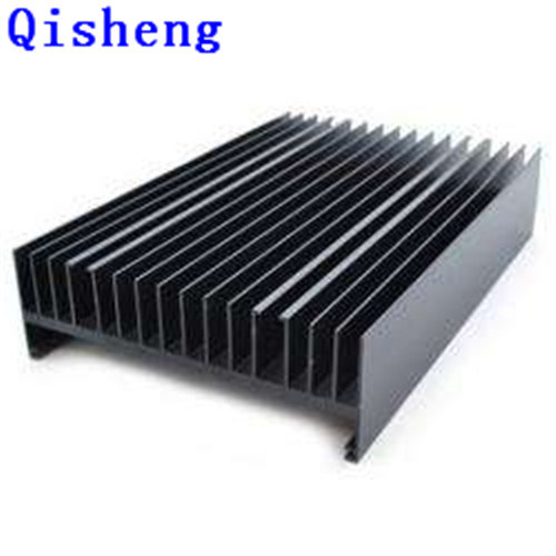 Heat Sink, Extrusion, CNC Machining