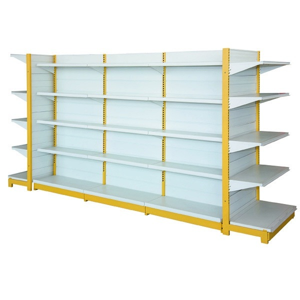 Supermarket Grocery Store Display Shelves