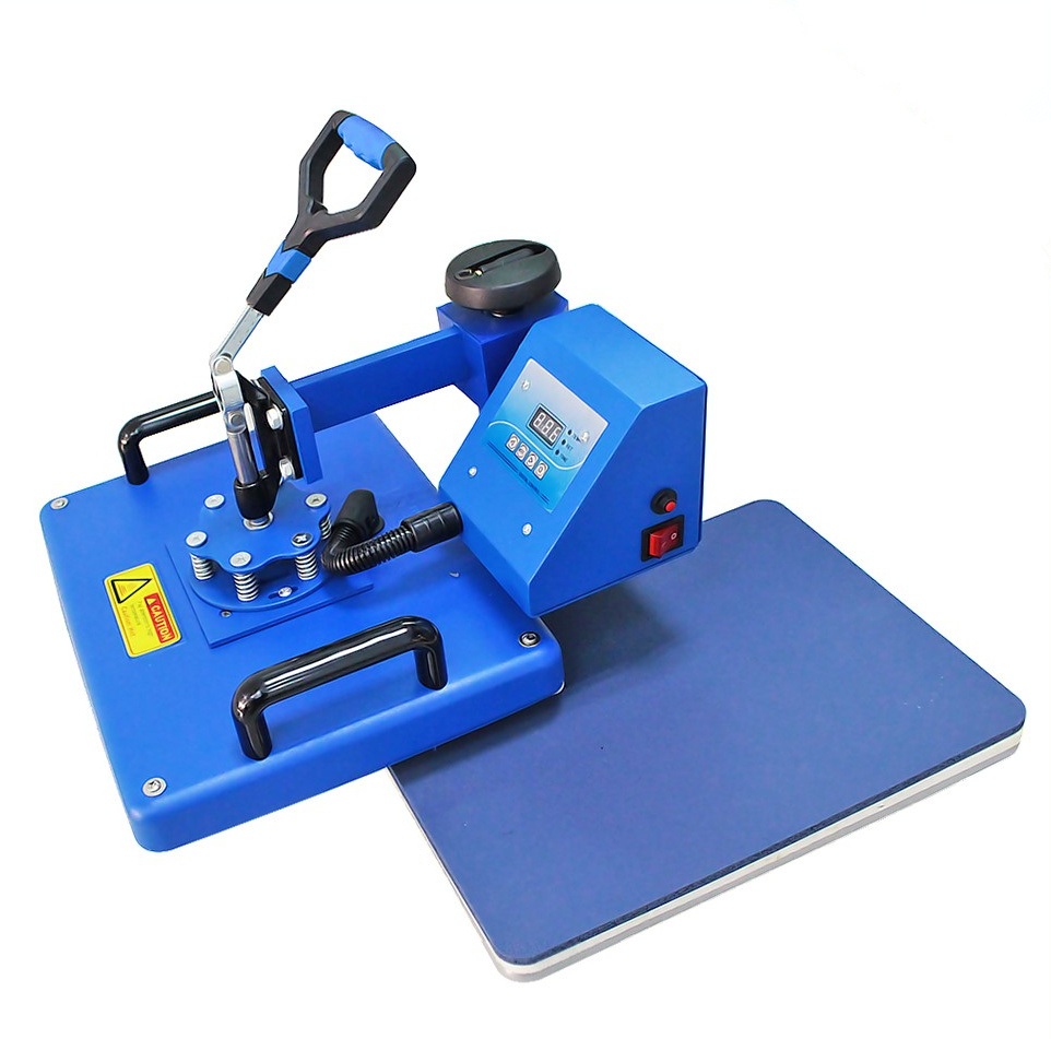 Combo 4 In1 Swing Arm Heat Press