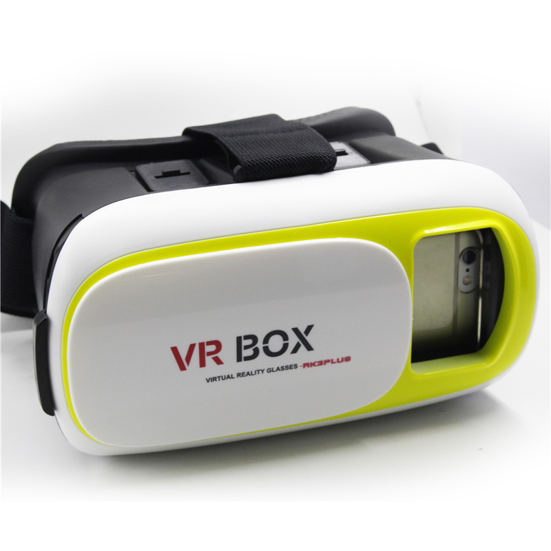 Wholesales 5 Color Virtual Reality Vr Glasses 3D Box