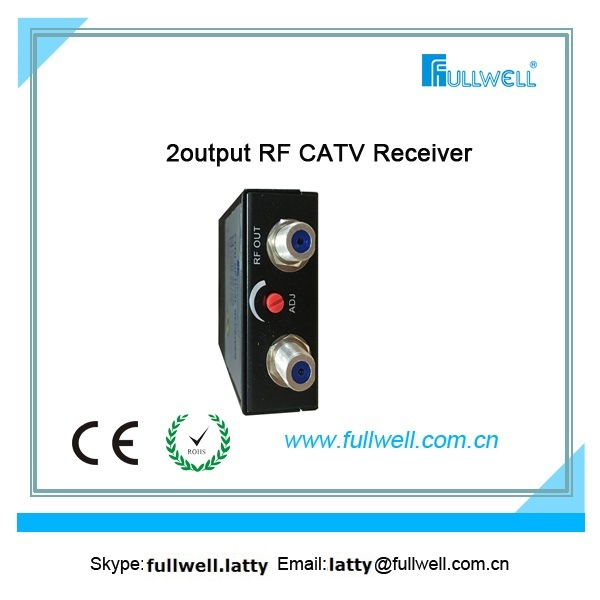 Economic FTTH Mini Optical Receiver for Gpon/Epon Network Support 0~-15dBm Receiving--Fwr-8610gsd