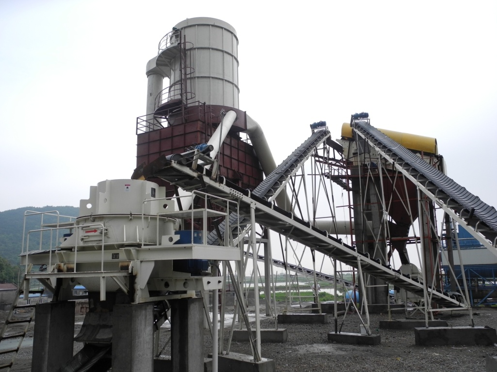 VSI Crusher, Sand Making Machine, Vertical Shaft Impact Crusher