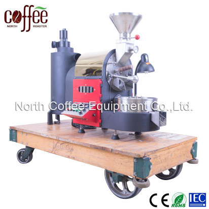 1kg Electric Coffee Roaster/1kg Coffee Bean Roaster/2.2lb Coffee Roaster